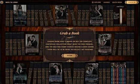 Mills & Boon announces 'totally new' digital storytelling format | Concepts and Tools for Digital Storytelling | Scoop.it