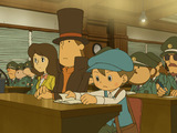 Professor Layton and the Miracle Mask review (3DS): Best since the first | ShezCrafti | Scoop.it