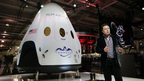 NASA Picks SpaceX & Boeing to Ferry Astronauts | Manufacturing In the USA Today | Scoop.it
