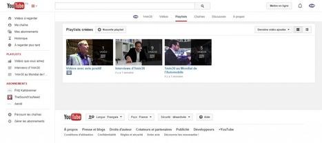 1min30 (re)lance sa chaîne YouTube et présente l'Inbound Marketing en vidéo | Be Marketing 3.0 | Scoop.it