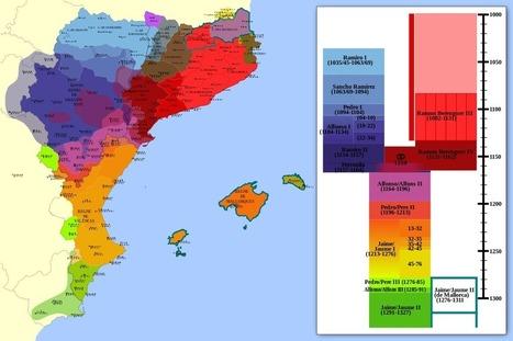 De cómo Cataluña ha encajado en España a lo largo de la historia | GEOGRAFIA SOCIAL | Scoop.it