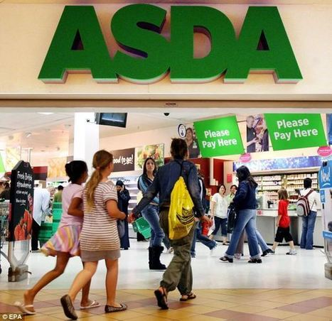 Asda and Co-Op staff to wear badges so immigrants can practice English   child abuse   Scoop.it