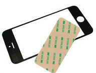 Black iPhone 5 Outer Screen Glass Lens /Digitizer Cover Replacement+3M tape | many phones | Scoop.it