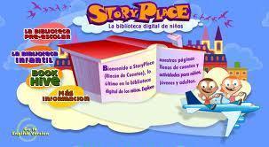 StoryPlace: La biblioteca digital de niños | Español para los más pequeños | Scoop.it