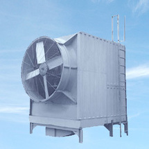 Cooling Tower - Cross Flow Cooling Tower Manufacturer & Exporter in India | Heat Exchanger Manufacturters and Exporters | Scoop.it