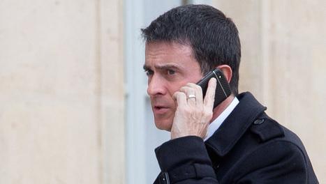 Manuel Valls a accepté de laisser son téléphone sécurisé à une puissance étrangère - Politique - Numerama   La sélection de BABinfo   Scoop.it