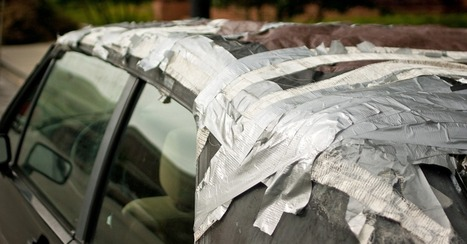 """""""23 Ways Duct Tape Can Fix Anything""""   Mashable   05/24/14   Politics From My Point Of View   Scoop.it"""