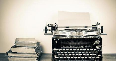 Draftback ou l'écriture mise en scène - L'Atelier : Accelerating Business (Inscription) | Texte clos, palimpseste et littérature policière | Scoop.it