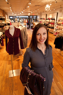 From Global Finance to Intimate Apparel Andrea King Puts Her Savvy to Work for Women | Seven Days | Small Business | Scoop.it