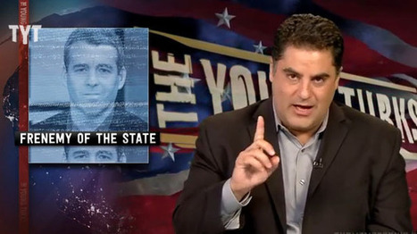 Cenk Uygur calls out TIME magazine reporter for supporting drone strike on Julian Assange   Daily Crew   Scoop.it
