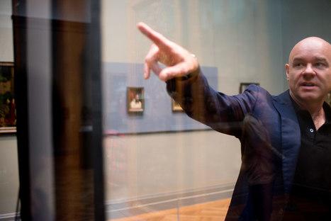 Walton Ford on Jan van Eyck and workshop's The Last Judgment | The Artist Project Season 1 | The Metropolitan Museum of Art | Clic France | Scoop.it