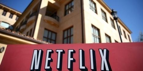 Exclu BFM Business: Netflix veut produire une série française | Connected TV & Social TV | Scoop.it