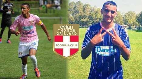 Info FM: à la découverte d'Ilyes Chaibi, prodige d'Evian-Thonon-Gaillard   Evian Thonon Gaillard   Scoop.it