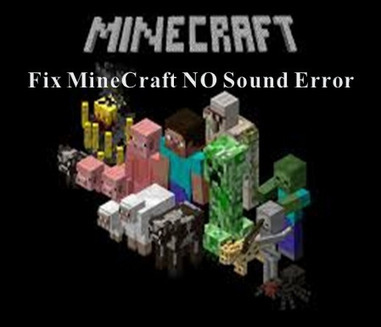 How to Fix Minecraft no sound Error | Windows, Software and PC Performance | Scoop.it