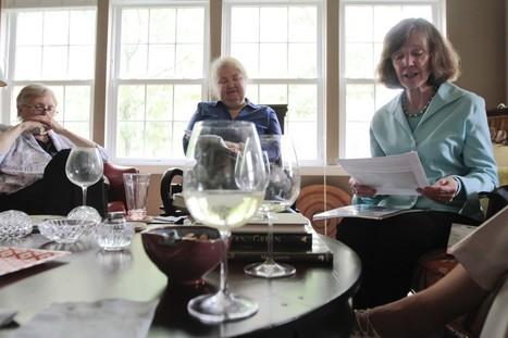For 50 years, a book club has provided a refuge to its members   Entrepreneurship, Innovation   Scoop.it