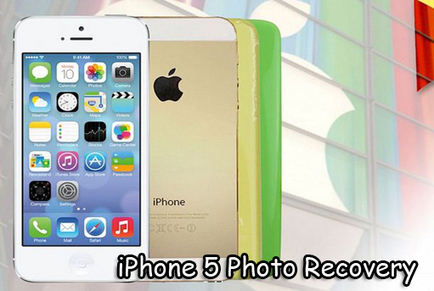 How to Recover Deleted Photos on iPhone 5S, 5C, 5 | iTunes Data Recovery | iPhone Data Recovery | Scoop.it