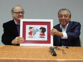 O dia em que Mônica e Mafalda finalmente se encontraram | The Art of Literature | Scoop.it