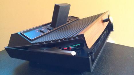 Atari 2600 has a Raspberry Pi hiding under the hood - Hack a Day | Raspberry Pi | Scoop.it