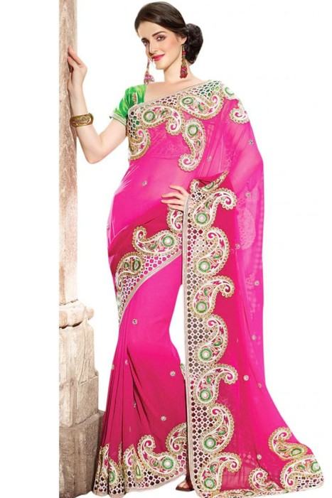 Designer Sarees @ Affordable Costs | Online Shopping | Scoop.it