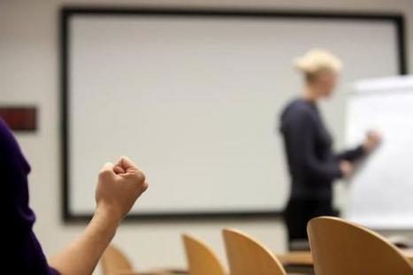 Laki muuttuu: Jälki-istunnossa saa teettää kasvatuksellisia töitä | Helsingin Uutiset | Koulurauha | Scoop.it