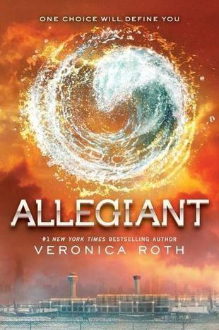 I pledge my 'Allegiant' to this hot dystopian trilogy - Kansas City Star | Divergent | Scoop.it