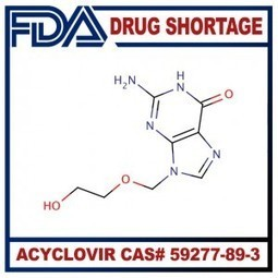 Shortage of Acyclovir Leads to Dire Situation for Patients with Encephalitis - LGM Pharma Blog | FDA Drug Shortage Crisis | Scoop.it