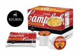 Campbell's launches soup that you can make in your coffee brewer  | Kickin' Kickers | Scoop.it