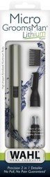 Wahl 5640-1001 Lithium Micro Groomsman Personal Trimmer Review   Best Nose Hair Trimmer   Scoop.it
