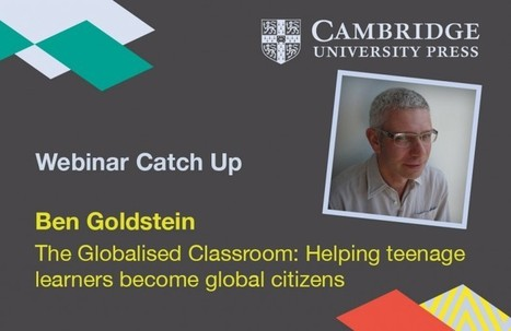 The Globalised Classroom - helping teenage learners become global citizens | Internationalisation of Higher Education | Scoop.it