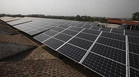 Solar power tariff dips to all-time low of Rs 4 per unit   The Solar Ascent   Scoop.it