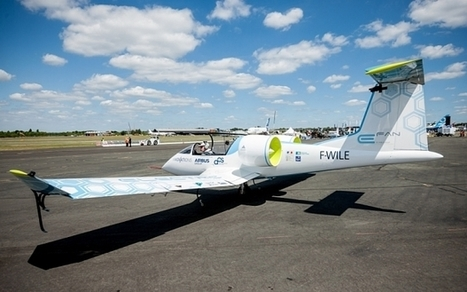 Electric aircraft prepares to make landmark English Channel flight | Heron | Scoop.it