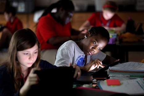Use of iPads in Charleston County schools show mixed, mostly positive results | ipad-schools | Scoop.it