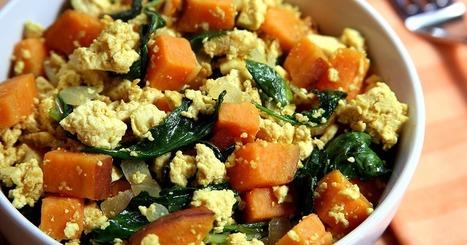 The Vegan Breakfast That Packs In 19 Grams of Protein | My Vegan recipes | Scoop.it