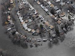 Flooding continues in northern N.J. - USATODAY.com   New York City Chronicles   Scoop.it