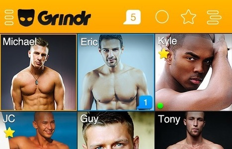 Backlash over potential Grindr HIV profile filter   HIV and the LGBT Community   Scoop.it