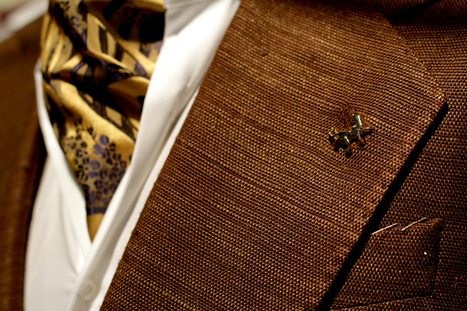 Tombolini 1964 - 2014 - 50 years of men's tailoring made in Le Marche | Le Marche & Fashion | Scoop.it