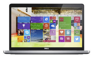 Dell Inspiron 17 i7746-6875SLV Review - All Electric Review | Laptop Reviews | Scoop.it
