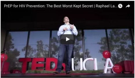 Great Video On PrEP With Dr Raphael Landovitz | Gay Men's Health & News | Scoop.it