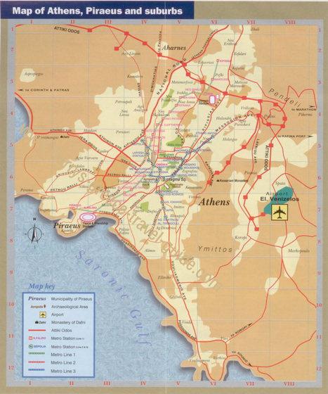Guía Práctica para visitar Atenas | Griego clásico | Scoop.it
