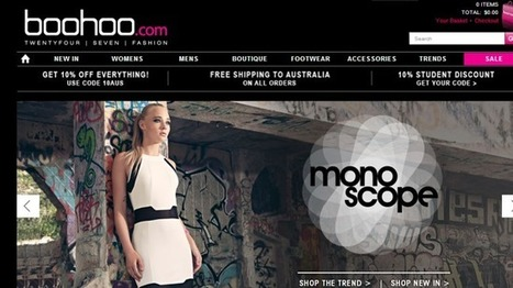 Is it Boohoo time for local Australian fashion brands? | fashion | Scoop.it