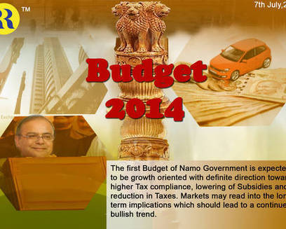BUDGET 2014:Post Budget Market Direction? | Share Brokers in India | Scoop.it