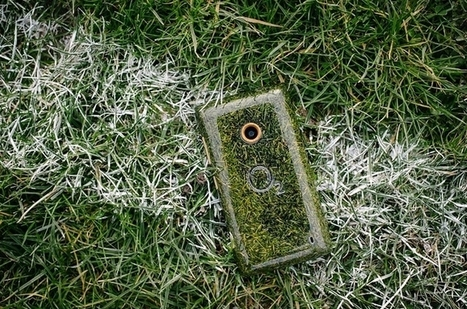 O2 Recycle creates phone using grass cuttings   Inspiring Sustainable ICT   Scoop.it