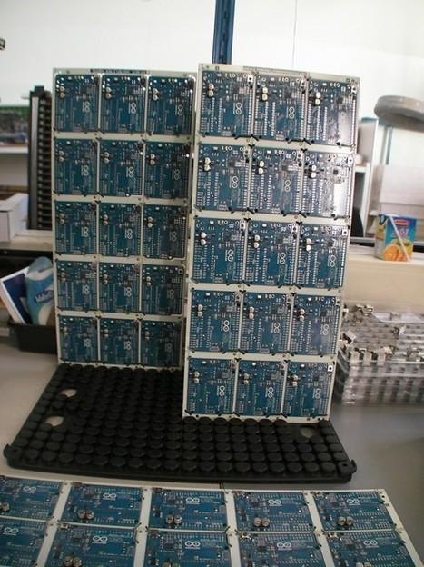 Adafruit's Arduino Factory Tour | Arduino Focus | Scoop.it