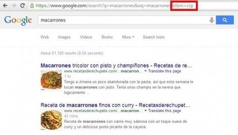 Cómo filtrar los resultados de Google usando la url | Información & Documentación | Scoop.it