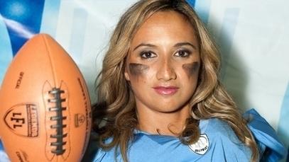 LFL: Kiwi finds a league of her own | NZ Herald | Gender & Sport | Scoop.it