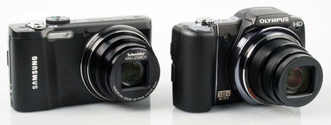 Olympus SZ-10 vs Samsung WB700 Digital Camera Comparison Test | Everything Photographic | Scoop.it