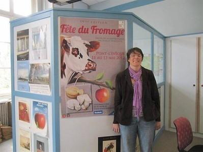 Pont-l'Évêque : La commune fête son célèbre fromage du 11 au 13 mai | The Voice of Cheese | Scoop.it