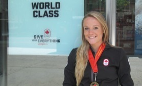 How Olympian Sarah Wells is Building a Personal Brand With Social Media « Radian6 - Social media monitoring tools, social media engagement software and social CRM and marketing from the industry le... | Social Media Article Sharing | Scoop.it