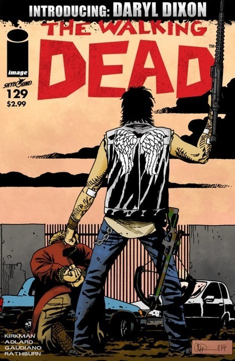The Walking Dead: No, Daryl Will Not Be in the Comic This Summer - Comicbook.com (blog) | Horror and Fantasy TV | Scoop.it