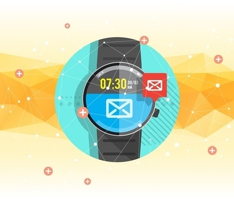 How to design user interfaces for wearable devices | Smart and Wearable Things (IoT) | Scoop.it